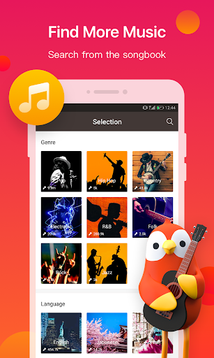WeSing - Sing Karaoke & Karaoke Record & Sing Song  screenshots 4