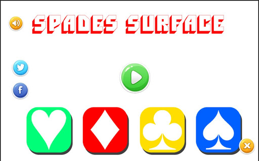 Spades Surface Free