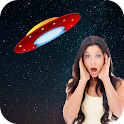 UFO Photo Maker icon