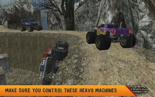 Off Road Hill Truck Madness- screenshot thumbnail