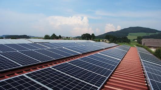 En proyecto plantas solares para alimentar las desaladoras