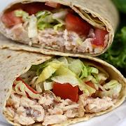 California Tuna Wrap