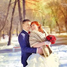 Wedding photographer Kseniya Dikaya (DIKFOTO). Photo of 15.01.2014