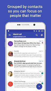 Meldmail Email Messenger App Download For Android 1