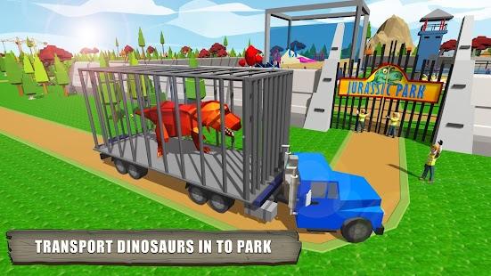 Tải jurassic khủng long công viên nghề APK