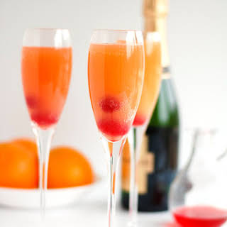 Champagne Orange Juice Mimosa Recipes.