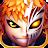 Heroes Saga TH logo