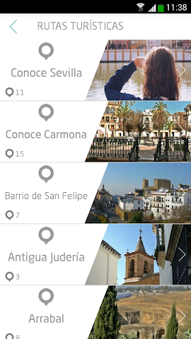 android H.A. Carmona Guest´s Guide Screenshot 4
