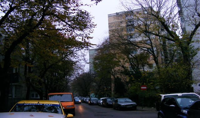 CLOUDY WEATHER BUCHAREST NOVEMBER