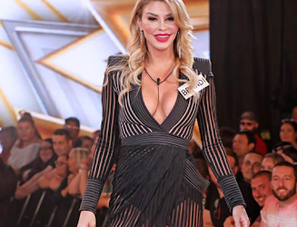 Brandi Glanville and Paul Danan leave Celebrity Big Brother