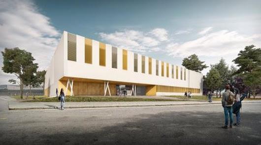 El nuevo conservatorio de Danza, adjudicado por 5,3 millones de euros