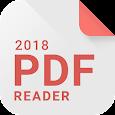 PDF Reader 2018 icon