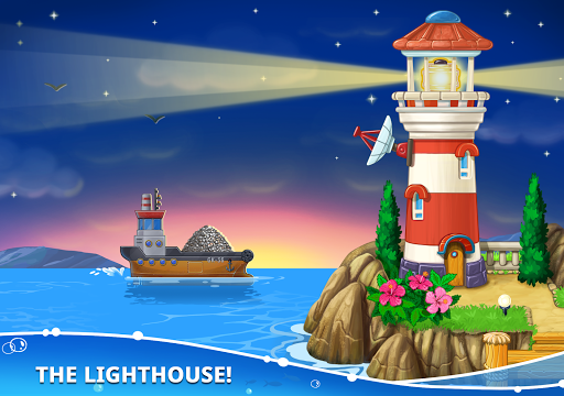 Build an Island. Kids Games for Boys. Build House screenshots 14