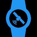 Wear GPS Status icon