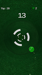 Download Rolly Tennis Ball for Windows Phone apk screenshot 1