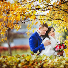 Wedding photographer Ekaterina Blokhina (Indrik). Photo of 23.11.2015