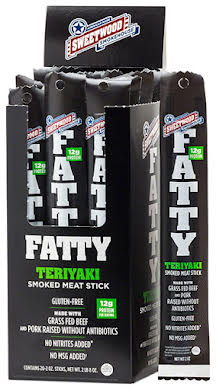 Sweetwood Cattle Co. FATTY Smoked Meat Stick: 2oz ea, Box of 20 alternate image 3