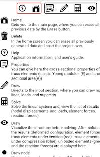 Apeiron Truss 2D FEM – Apps on Google Play