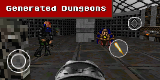 UNDOOMED - 3D FPS apklade screenshots 1