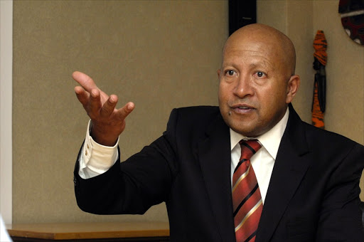 Federation of Unions of SA general secretary Dennis George. Picture: ROBERT TSHABALALA