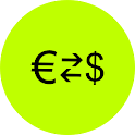 Currency Converter Exchange icon