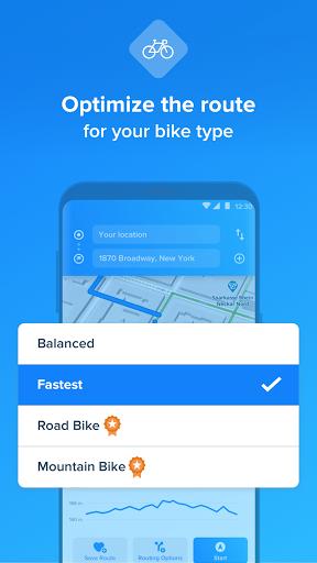 Bikemap - Your Cycling Map & GPS Navigation 11.13.0 Screenshots 5