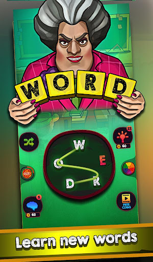 Scary Teacher : Addictive Word Game 2.1 screenshots 11
