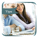 Tips To Stay Happy At Work icon