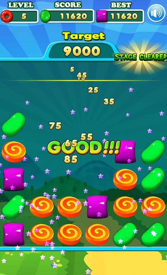 Candy Star- screenshot