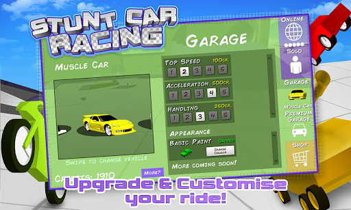 Stunt Car Racing - Multiplayer 5.02 16