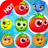 Fruit Splash Mania: Pop Match3