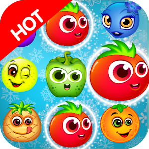 Fruit Splash Mania: Pop Match3 for PC and MAC