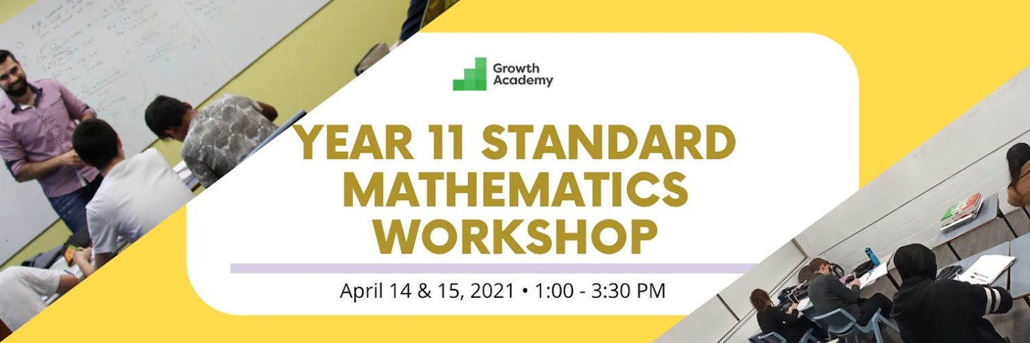 Year 11 Standard Mathematics