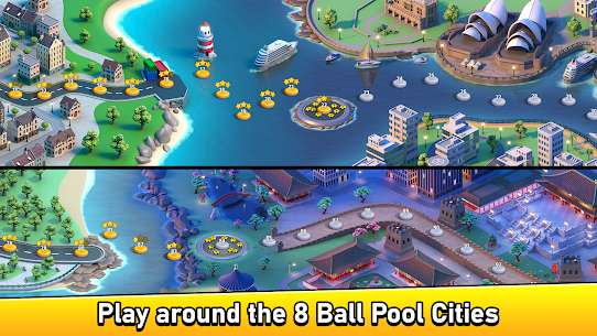 8 Ball Pool Trickshots MOD APK 1.3.0 [Unlimited Coins] 6