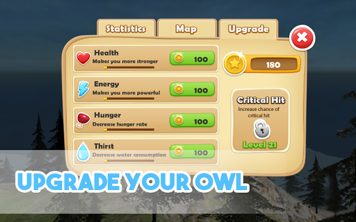 Wild Owl Simulator 3D 1,05 screenshots 8