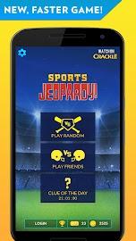 Sports Jeopardy! Screenshot 11