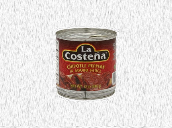 Chef's Note: Here's my favorite canned chipotle peppers: La Costena.