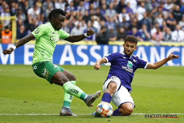 Anderlecht verhuurt jonge rechtsback aan andere club in Jupiler Pro League