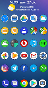 OREO HD - ANDROID 8 ICON PACK - náhled