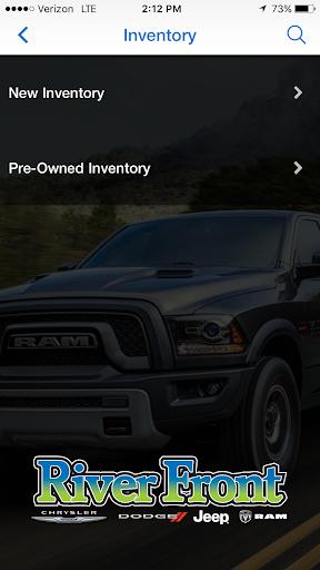 River Front Chrysler Dodge Jeep Ram 1.0.3 screenshots 2