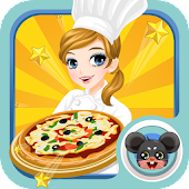 Pizza Margharita Cooking Game