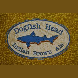 Logo of Dogfish Head Indian Brown Ale