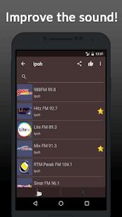 Radio Online Malaysia - Free Radios - náhled
