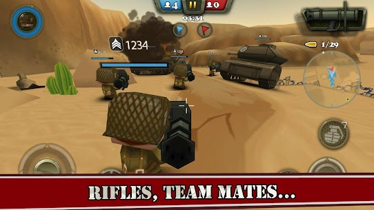 Download Call Of Mini Infinity MOD APK v2.6 [MOD, Unlimited Money] – Updated 2020 2