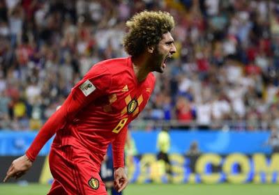 Marouane Fellaini va-t-il, comme prévu, quitter la sélection après avoir signé en Chine ?