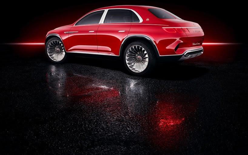 Lujo máximo en este Mercedes-Maybach con un diseño innovador