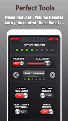 Deep Hearing : Super Ear Tool 1.0 screenshots 4