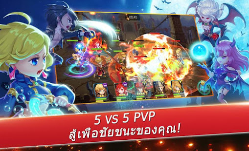 Mod Game 7 Paladins ThaiLand - นักรบศักดิ์สิทธิ์ for Android