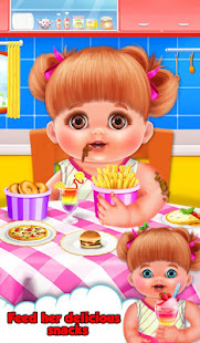 Baby Ava Daily Activities 11