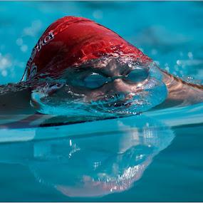 by Anton La Grange - Sports & Fitness Swimming